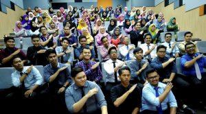 KUALA LUMPUR 07 SEPTEMBER 2017. Pendaftaran pelajar baharu sesi pengajian 2017/2018 Universiti Teknologi MARA (UiTM), Rembau. (BASIR ADD). NSTP/Ihsan PEMBACA