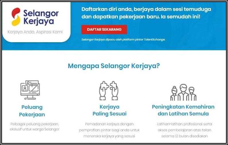 Selangor Kerjaya, Peluang Pekerjaan